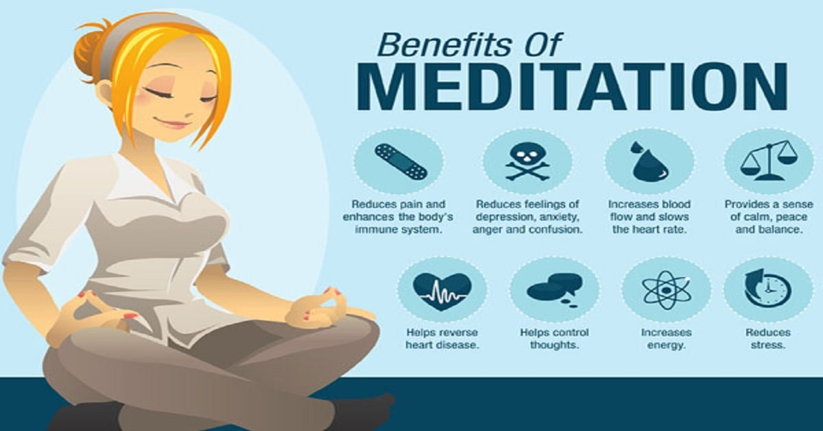 Amazing Benefits of Meditation that You Should Know
