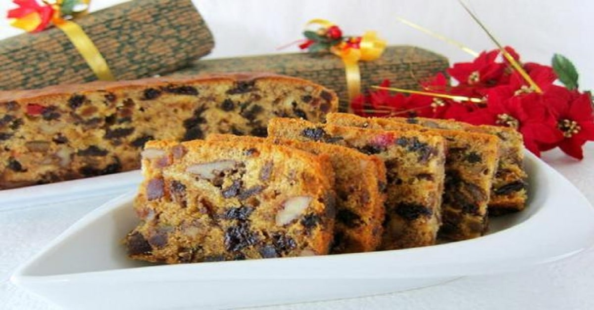 How to Make Easy Fruit Cake Recipe for Kids