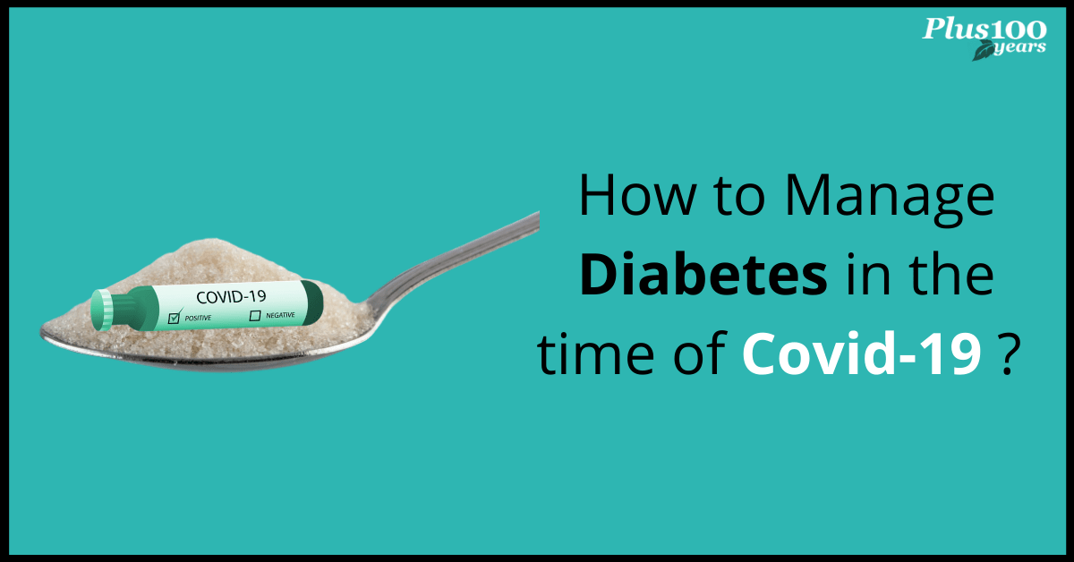 How to manage diabetes in the time of Covid-19?