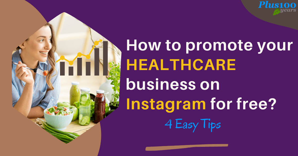 How to promote your health care business on Instagram for free?