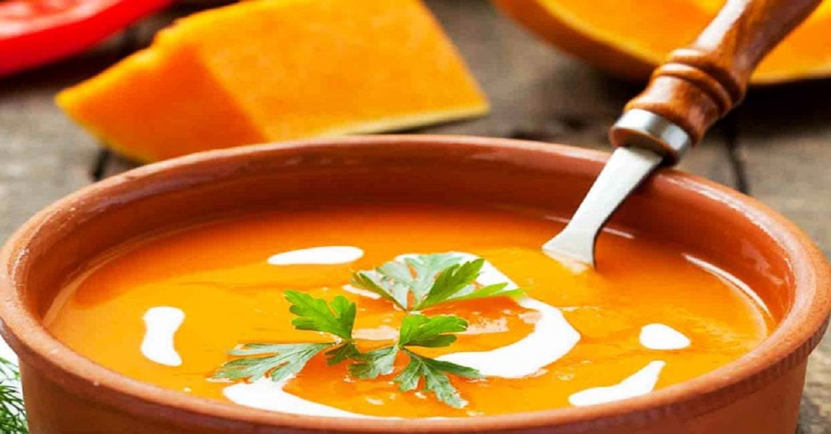 Simple Pumpkin Soup Recipe Arthritis Friendly Recipe