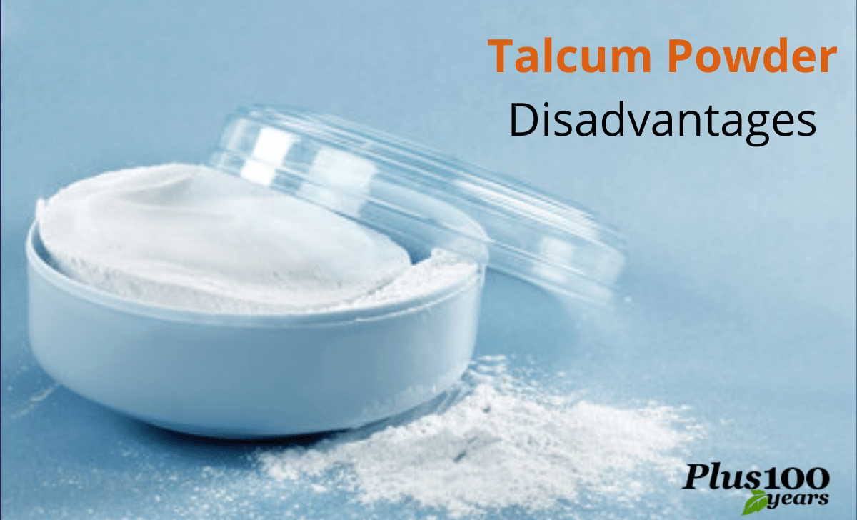 Disadvantages of Talcum Powder