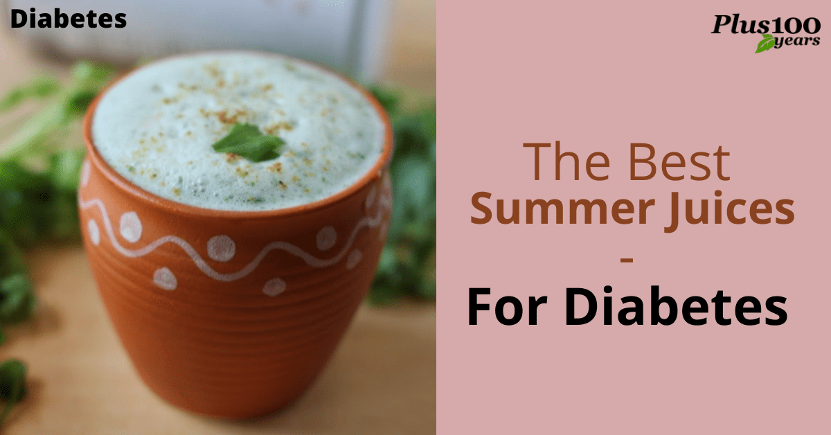 Best Summer Drinks for Diabetic Patients