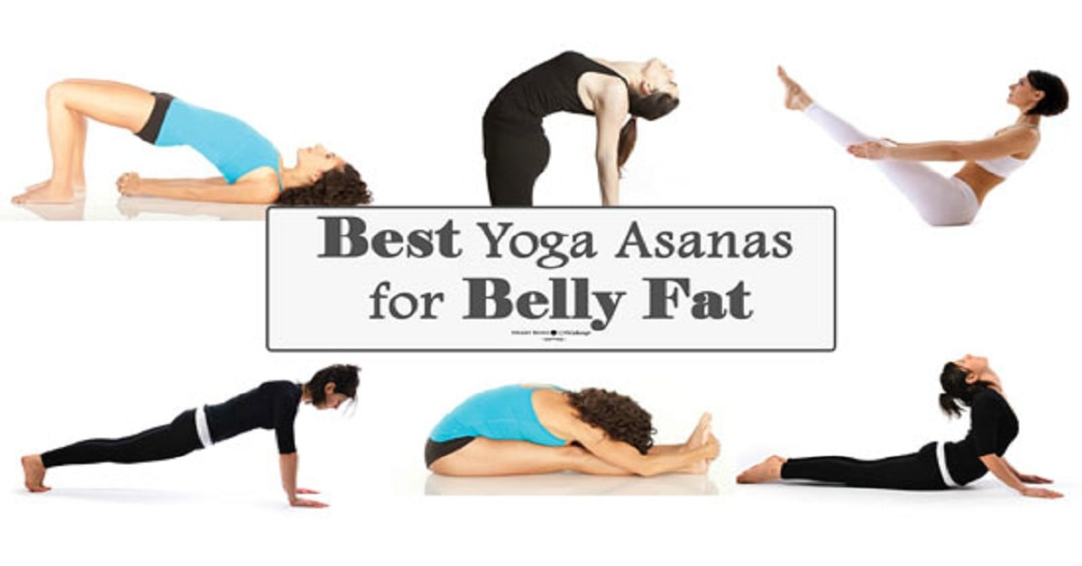 Best Yoga Poses and Gym Exercises to Reduce Belly and Hips Fat