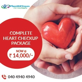 Complete heart checkup package