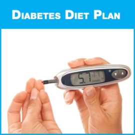 Personalized diabetes diet paln