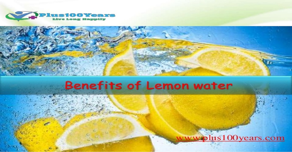 Amazing benefits of lemon Water that you should know