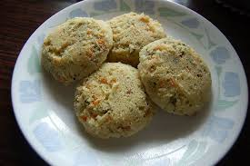 How to  Make Carrot Idli Recipe - A Healthy Breakfast Recipe