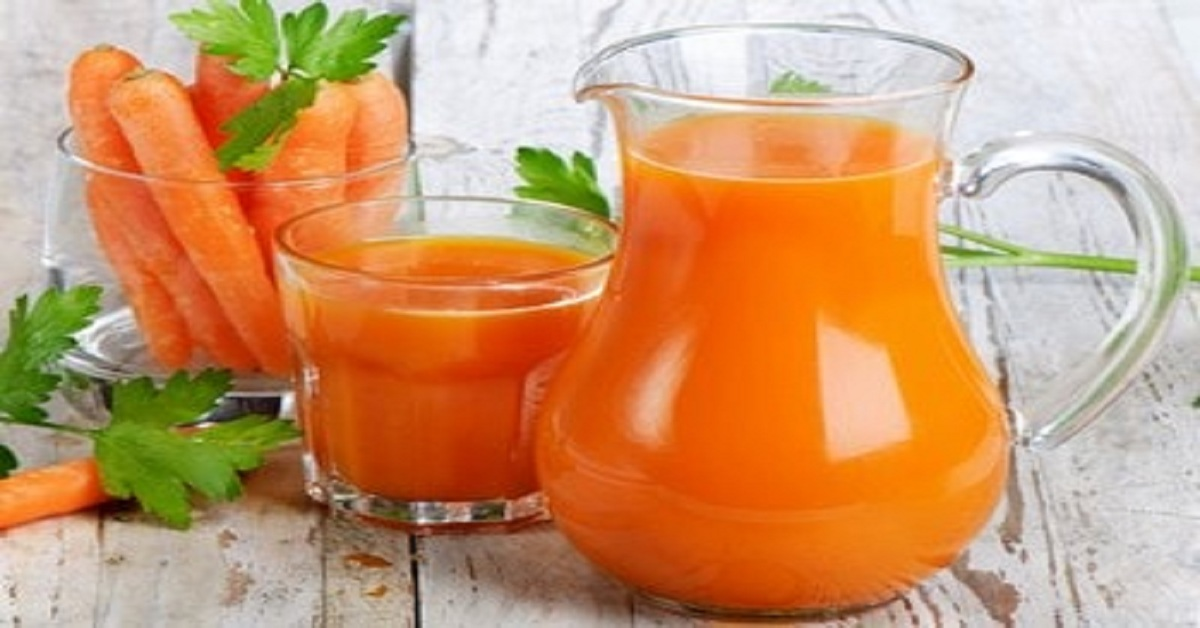 How to Make Healthy Carrot Juice Recipe