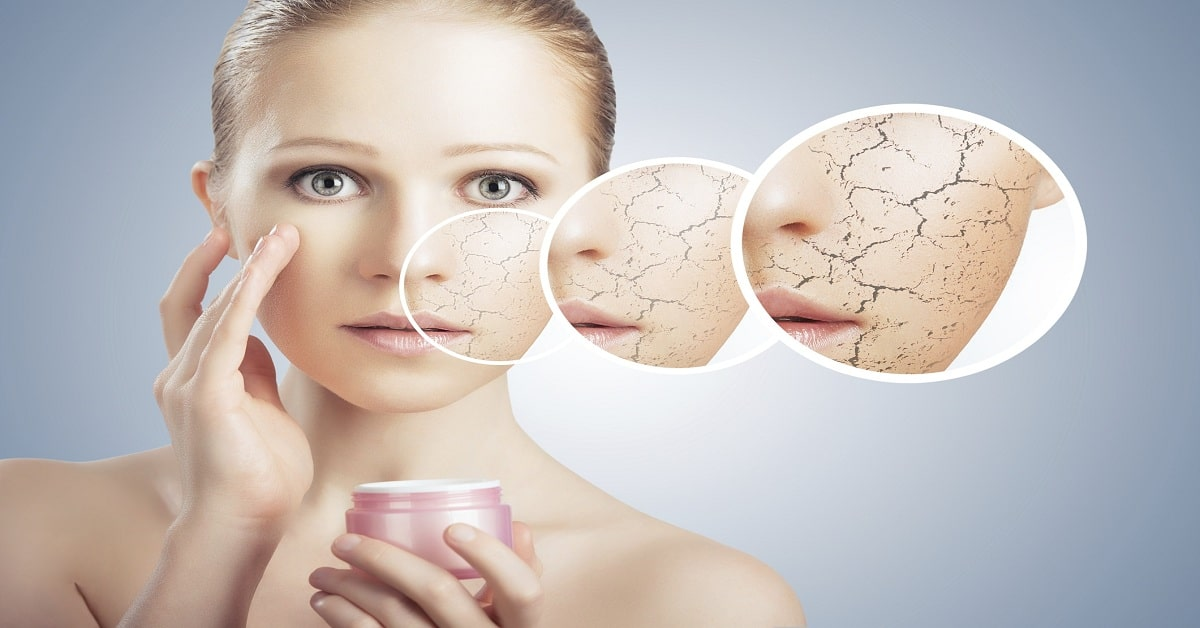 5 Effective Home Remedies For Dry Skin