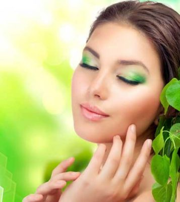 Yoga for glowing skin and face