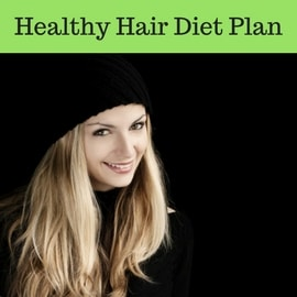 Diet Plan for Healthy Hair