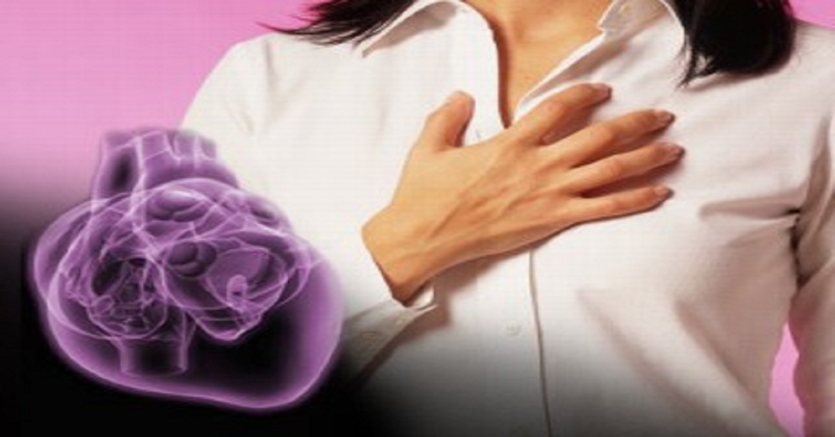 How to recognize heart attack symptoms in women?