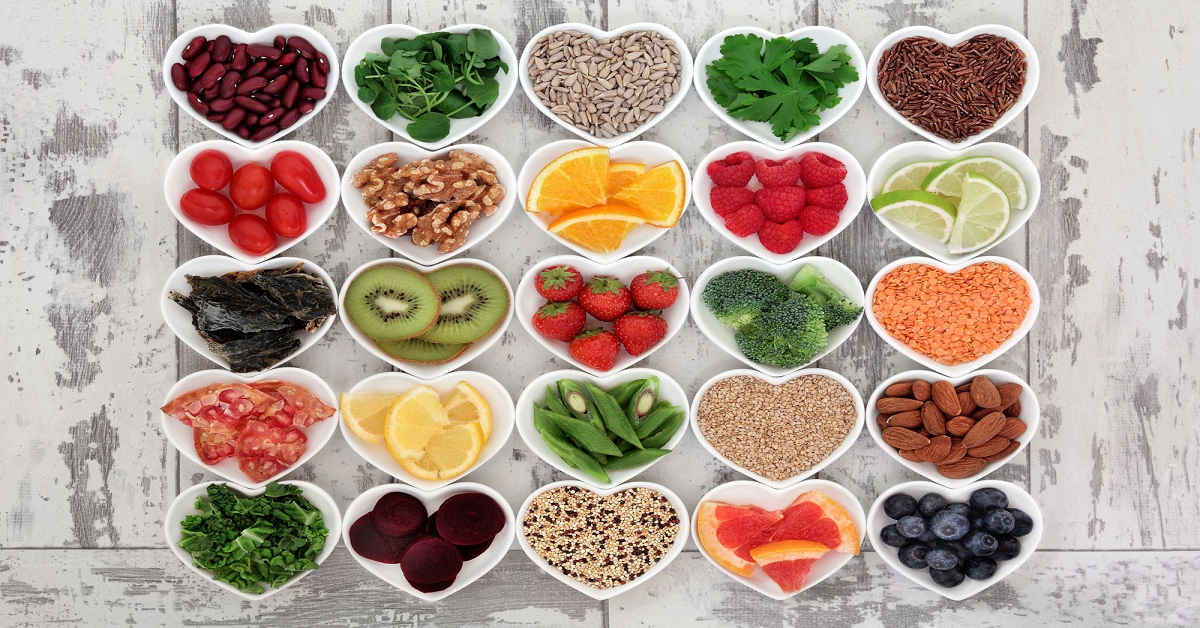 How to Choose Foods Good for Your Heart?