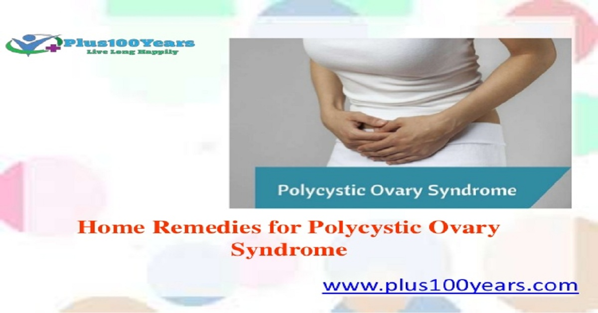 Top 5 Home Remedies for Polycystic Ovary Syndrome