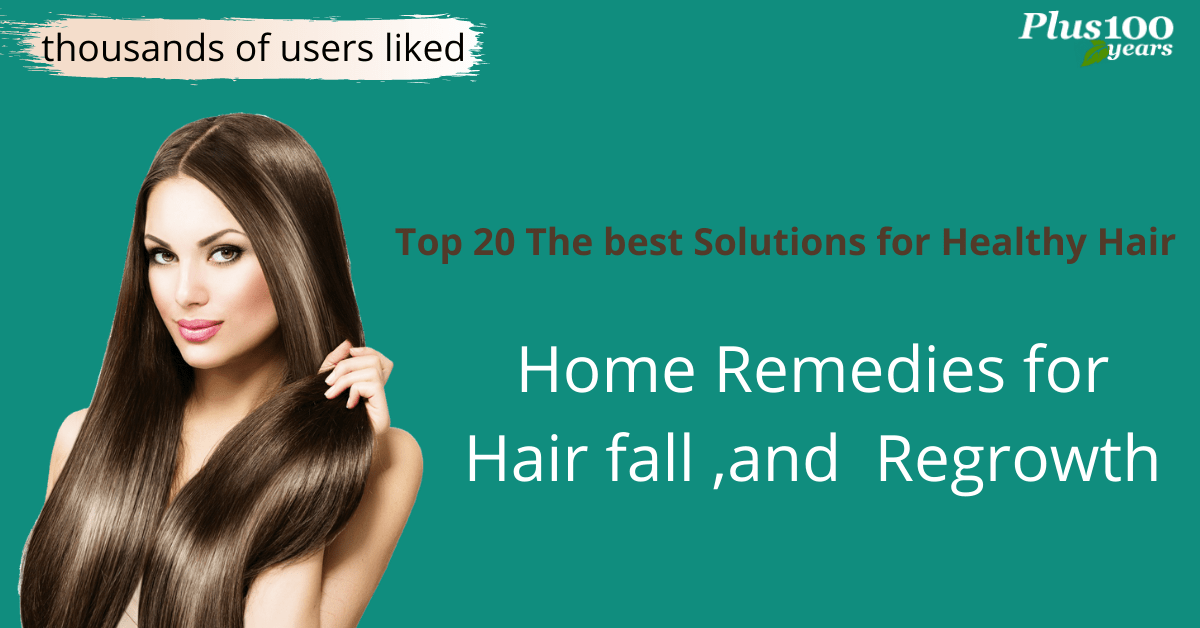 Top 20 the Best Tips to Reduce Hair Loss Naturally - Easy To Implement