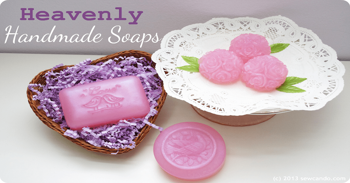 How to Make Homemade Soap to Get Smooth and Beautiful Skin