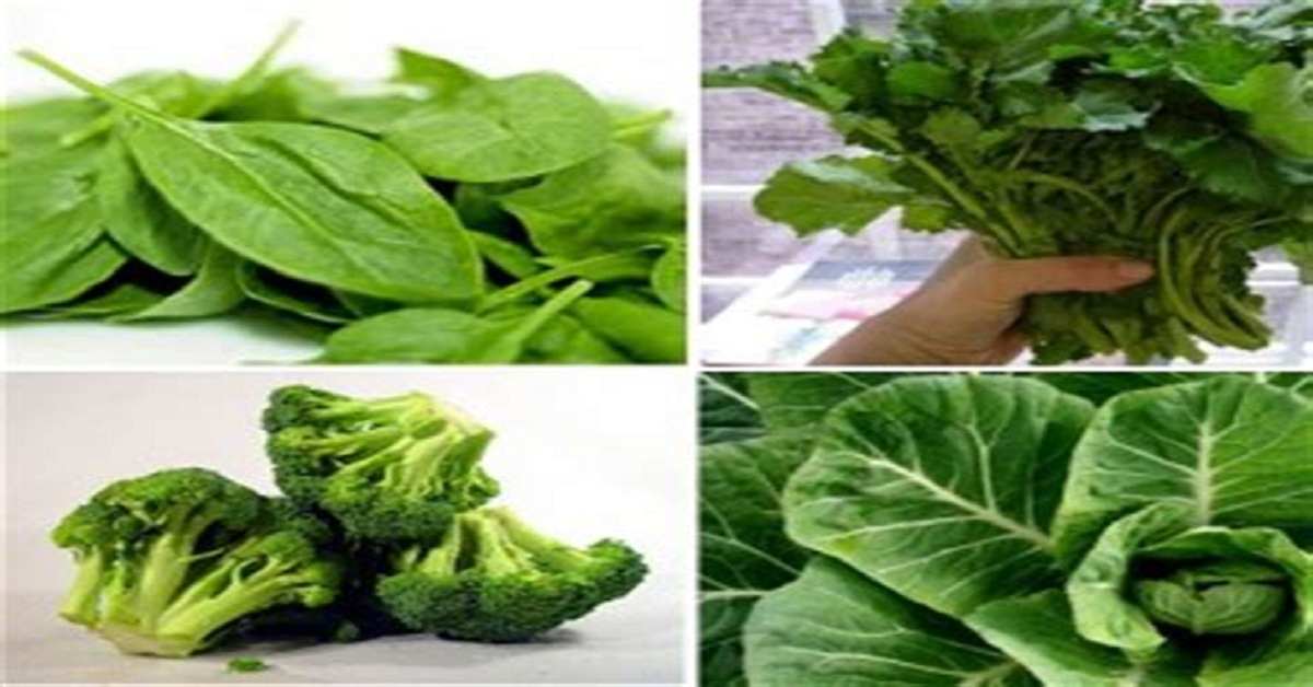 Do Leafy Vegetables Help in Weight Loss?