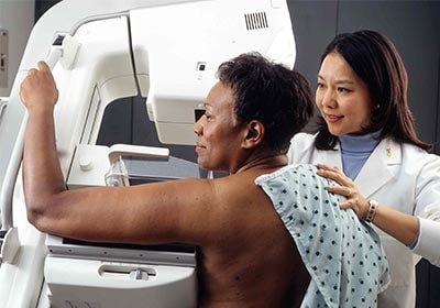 What is mammogram and what is the purpose of mammogram test?