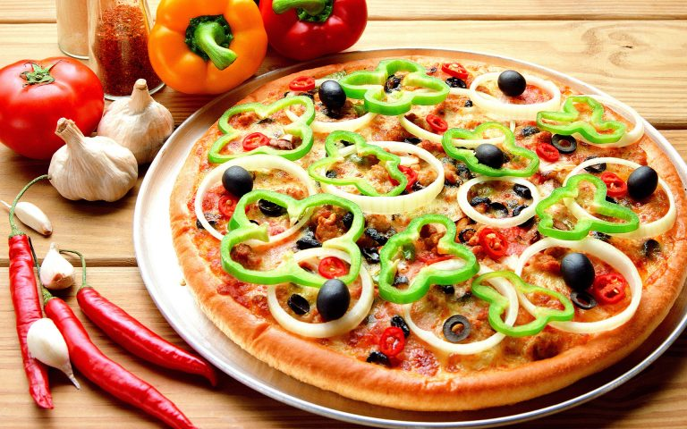 How to Prepare Healthy Homemade Pizza Recipe