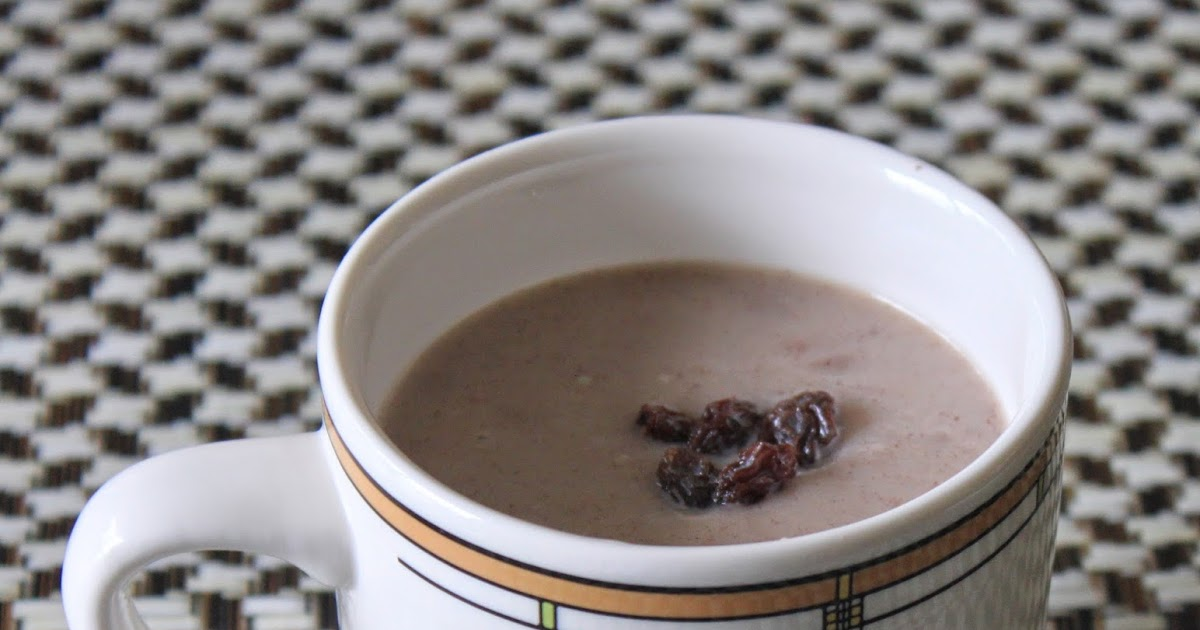 How to make  Ragi Malt at Home for Kids and Adults?