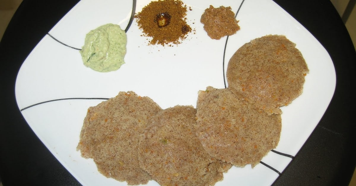 How to Make Ragi Idli Recipe - Healthy & Easy to Digest