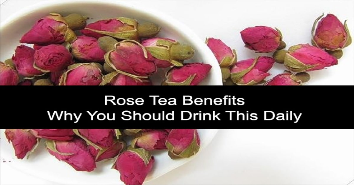 Surprising Health Benefits of Rose Tea that you Should Know