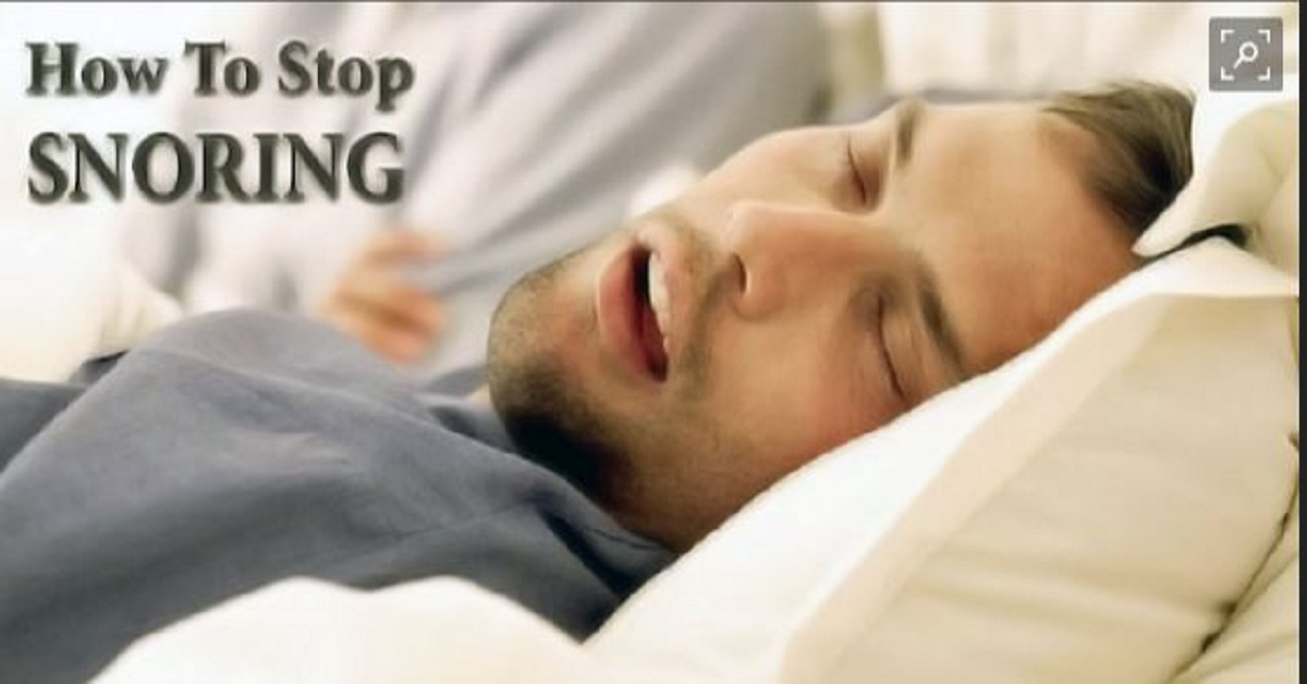 What is the link between Snoring and Heart disease?