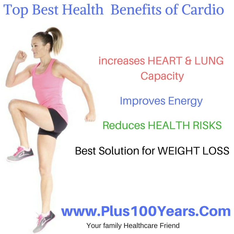 How is Cardio benefit to Heart Health?