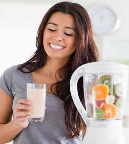 Looking Very Lean Just Consume These Effective Smoothies For Weight Gain