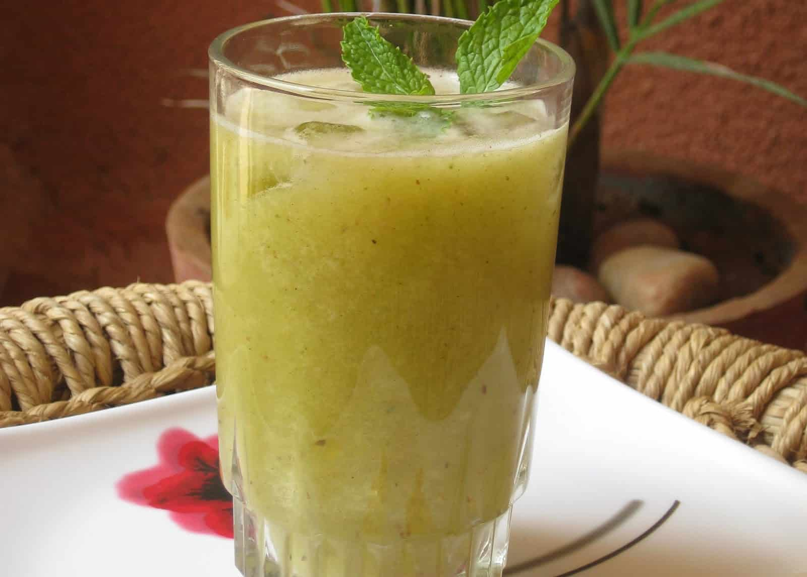 How to Make Raw Mango Juice Recipe(Aam Panna Juice)