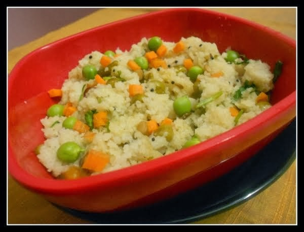 How to Make Upma with Dry Fruits