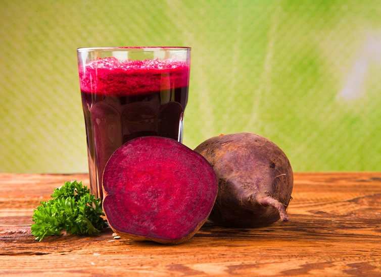 Beet Root Juice Recipe