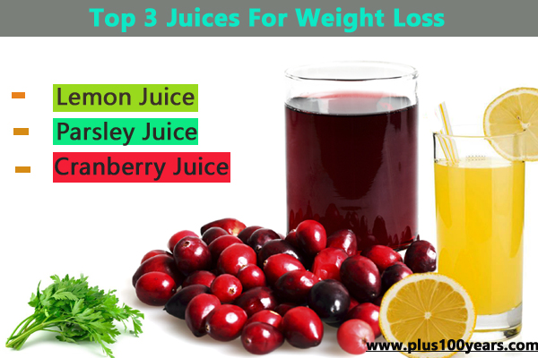 Top 3 juices for weight loss || Home remedies for lose weight fast