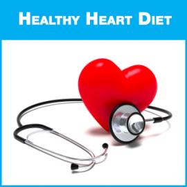 Healthy heart diet plan