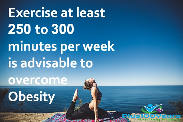 Exercise regularly to overcome obesity || exercise regularly to overcome obesity