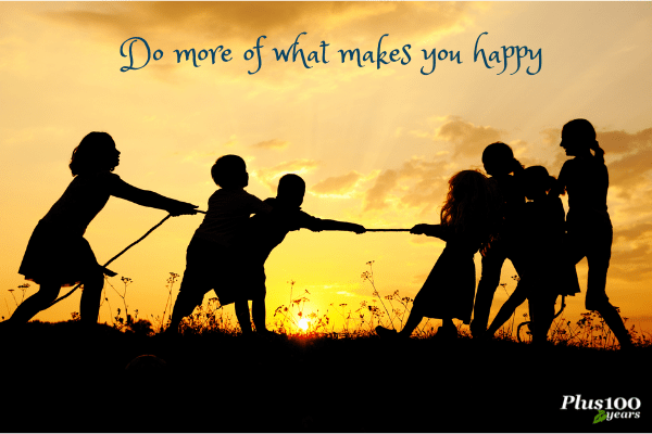 Do more of what makes you happy || how to build positive attitude