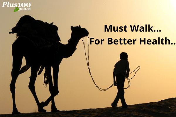 Must walk for better health || Must walk for better health