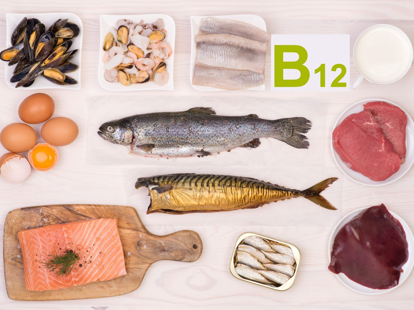 Source of Vitamin b12 || Source of Vitamin b12