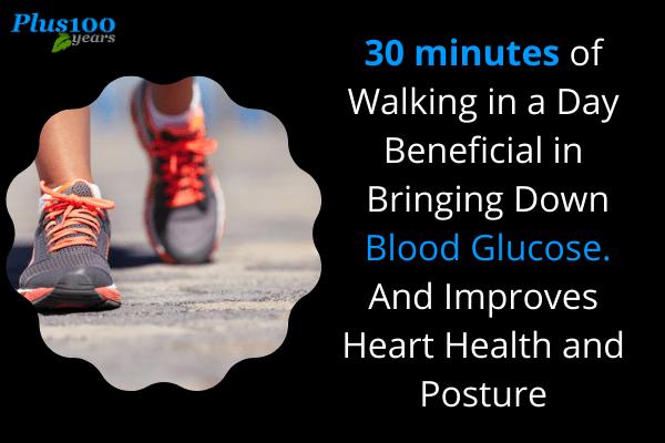Walking For Diabetes