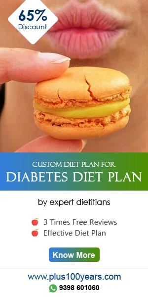 Custom Diabetes Diet Plan