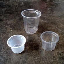 Avoid Plastic Tea Cups