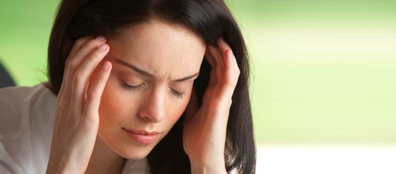 Women with migraine