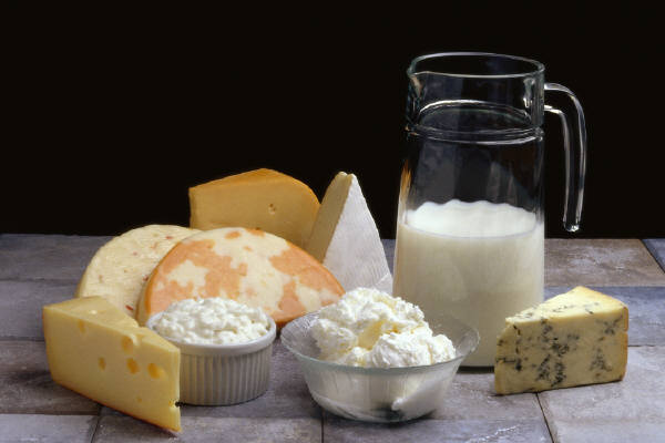 eating dairy products can have more chances to Get Pregnant With Twins