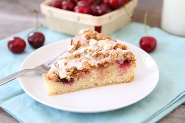 almond cherry receipe
