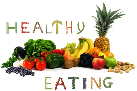 eat healthy food while travelling