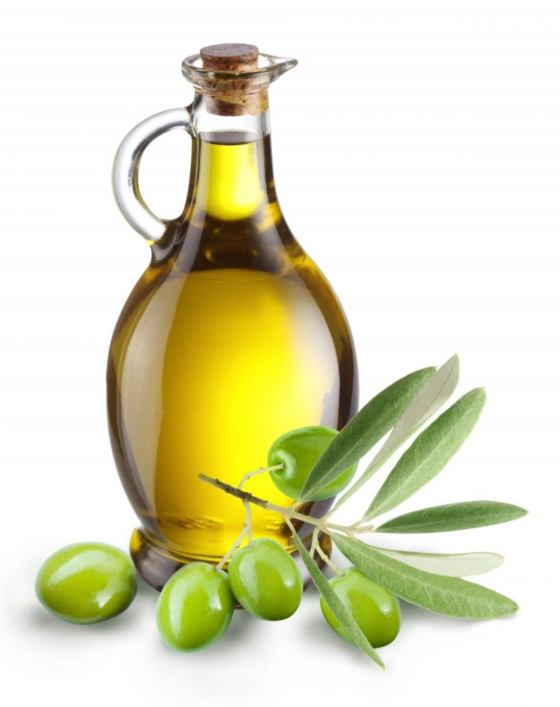 olive oil maintains PH balance of skin