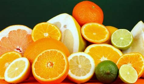 citrus fruits acts as natural cleanser