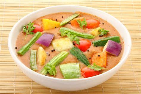 healthy sambar