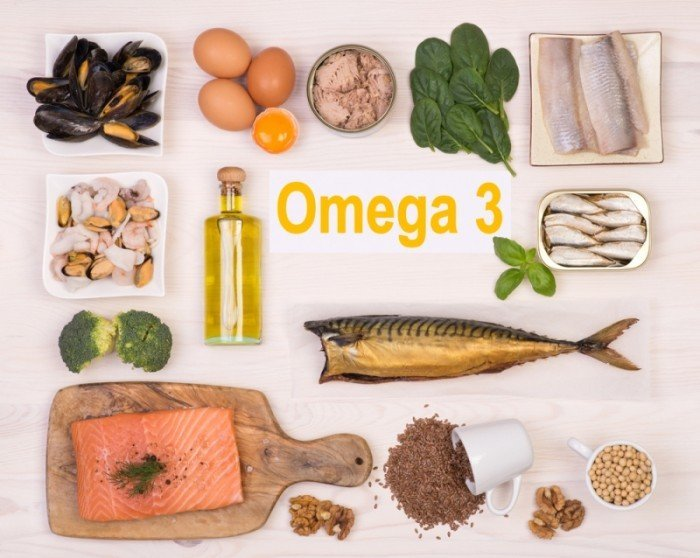 Food Sources of Omega-3 Fatty Acids